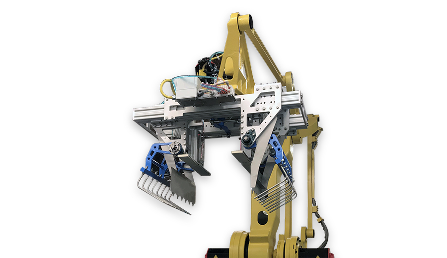 Robotic Palletizer Mrpt Tool Magnum Systems