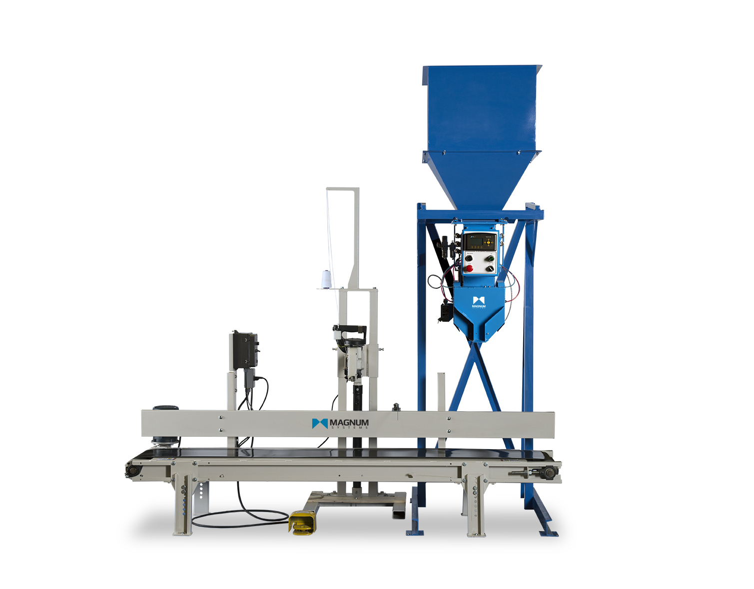 Packing Scale Electronic Bagging Scale Magnum Systems
