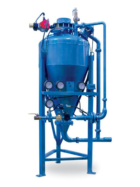 WHAT IS A DENSE PHASE PNEUMATIC CONVEYING SYSTEM?