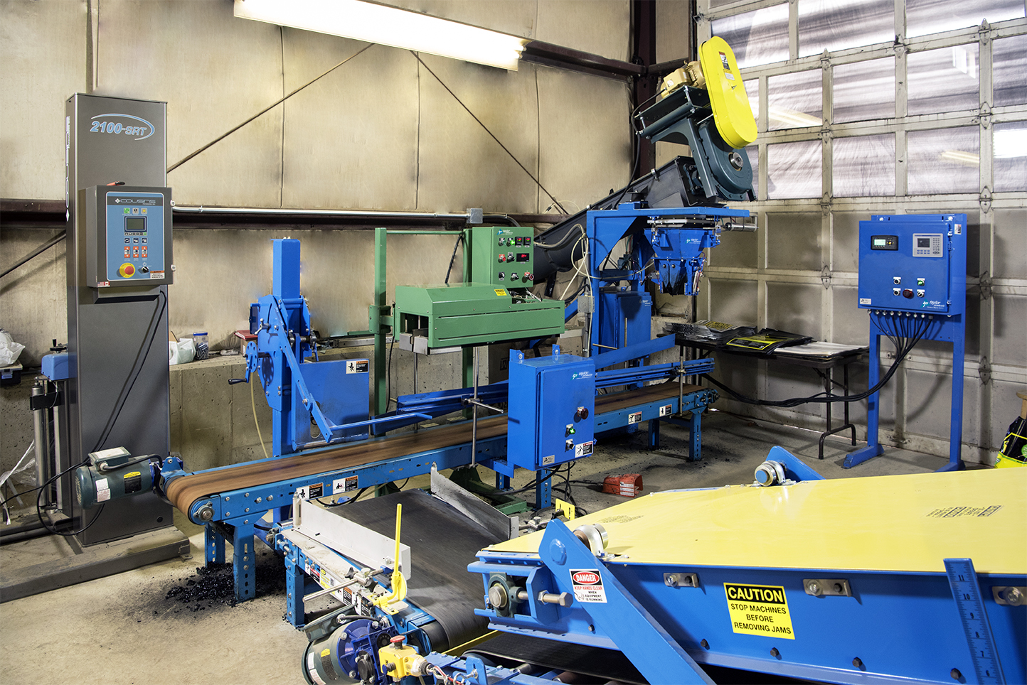 PRODUCT SPOTLIGHT: INCLINE AUGER PACKER