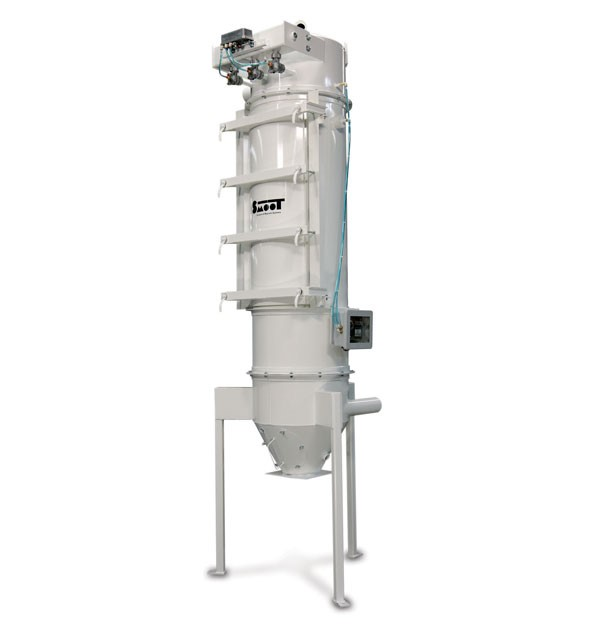 WHAT'S THE DIFFERENCE BETWEEN A DUST COLLECTOR AND A BIN VENT/FILTER RECEIVER?