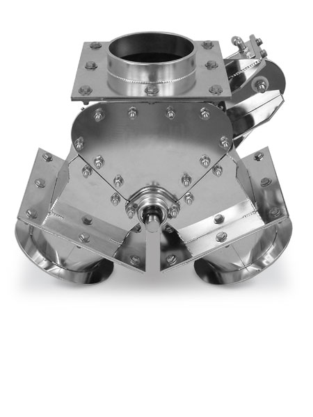 Gravity Flow Diverter Valve Magnum Systems Inc