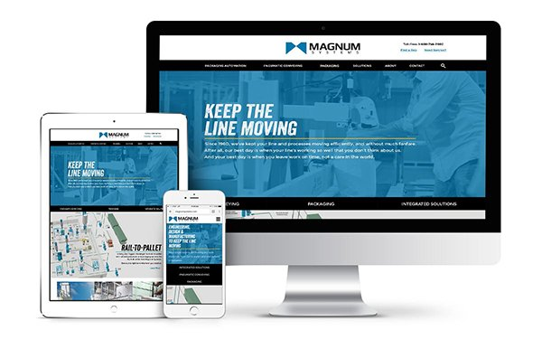 MAGNUM SYSTEMS LAUNCHES NEW WEBSITE