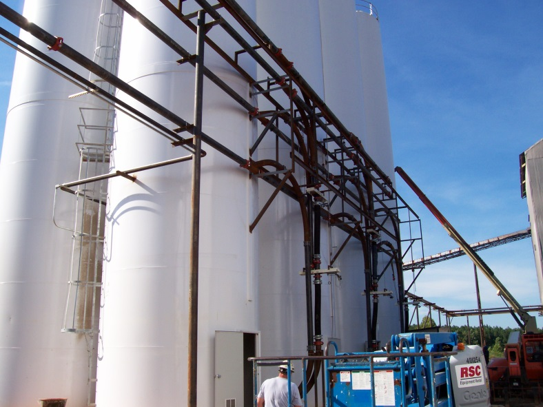 PROJECT PROFILE – ALUMINUM SILICATE HANDLING